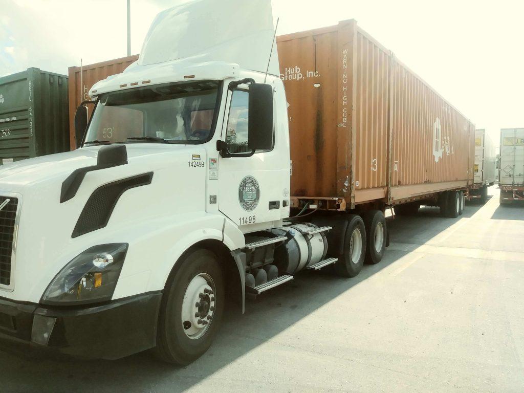 Cargo Trailer Truck